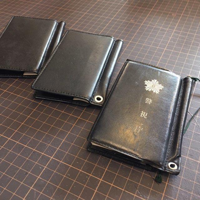 小道具 警察手帳