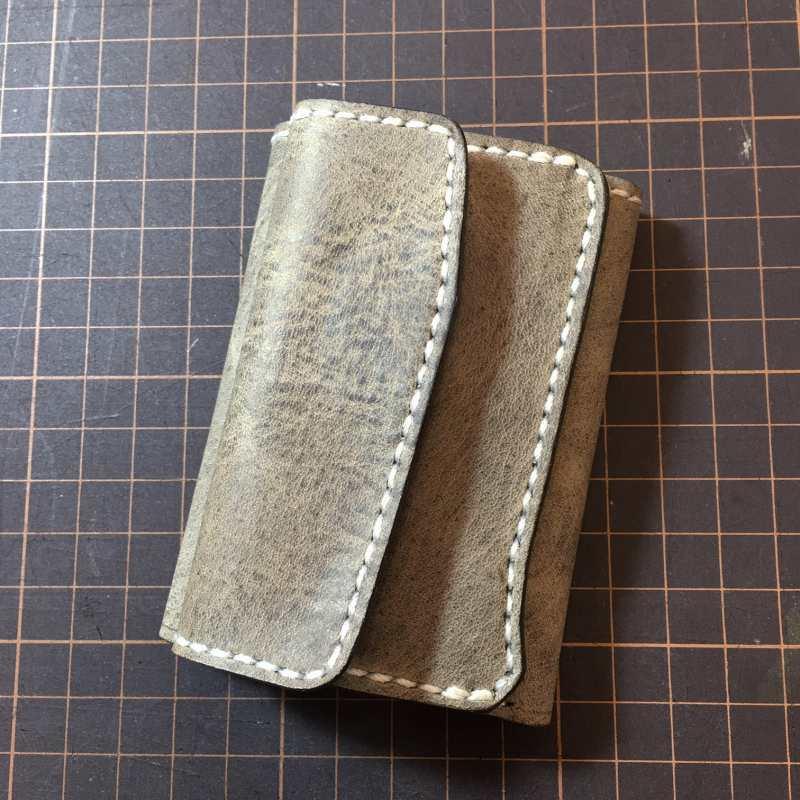 オーダーメイド ミニ財布